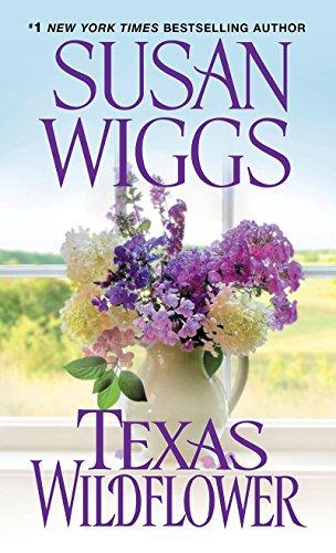 Texas Wildflower: Susan Wiggs
