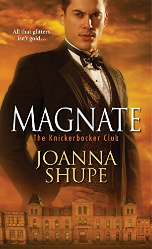 9781420139846: Magnate (The Knickerbocker Club)