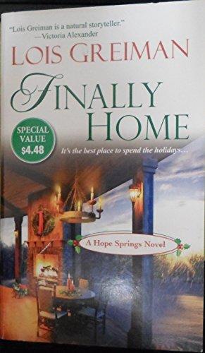 9781420141320: FINALLY HOME