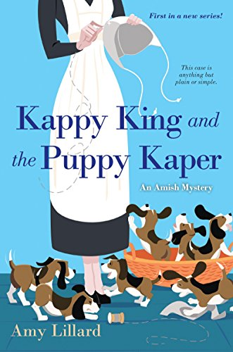 Kappy King and the Puppy Kaper (An: Lillard, Amy
