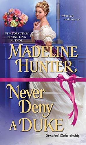 Book Cover: Never Deny a Duke
