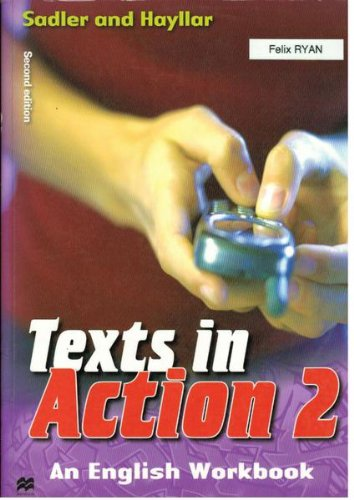 9781420203493: Texts in Action 2 : An English Workbook