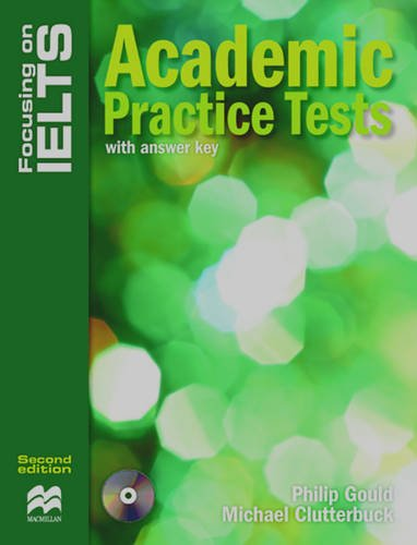 9781420230222: Focusing on Ielts: Academic Practice Tests Reader