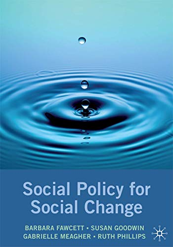 9781420256161: Social Policy for Social Change