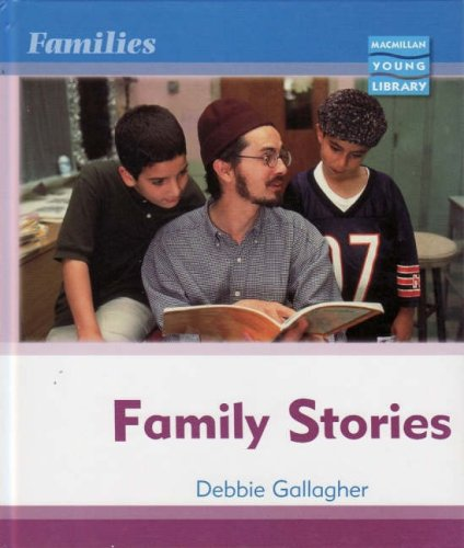 Family Stories (Families): Debbie Gallagher