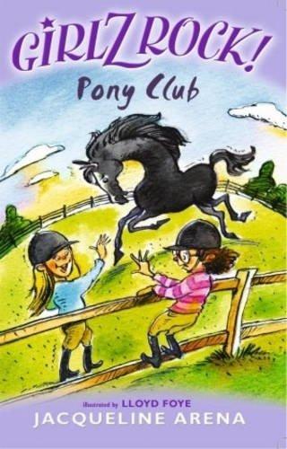 9781420261479: Girlz Rock 22: Pony Club