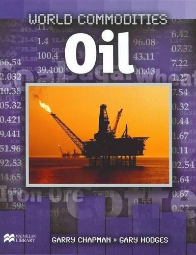 9781420273168: World Commodities Oil Macmillan Library