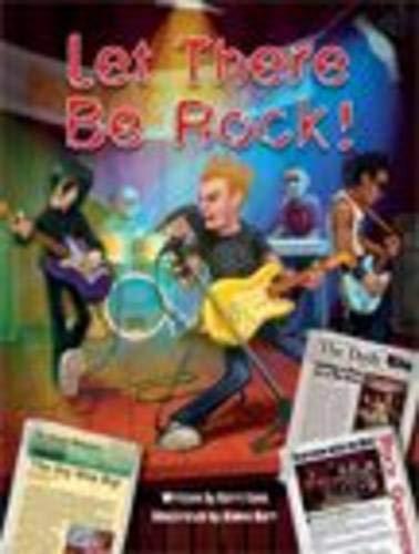 Let There Be Rock (Paperback): Kerri Lane