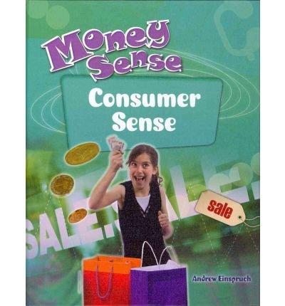9781420281842: Money Sense: Consumer Sense