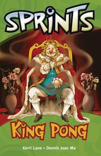 King Pong (Paperback): Kerri Lane