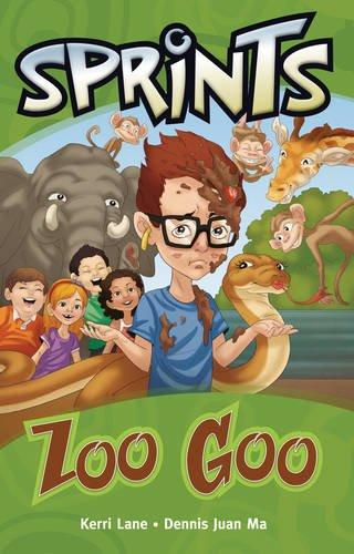 Zoo Goo (Paperback): Kerri Lane