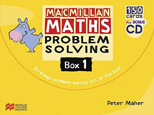 Maths Problem Solving Box 1 (Paperback): Peter Maher