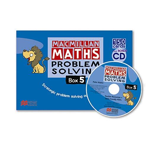 Maths Problem Solving Box 5 (Paperback): Peter Maher