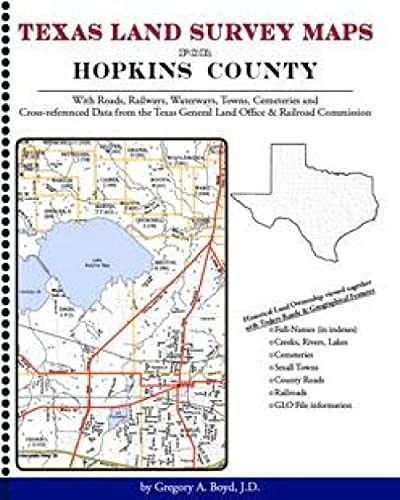 Texas Land Survey Maps for Hopkins County: Gregory Boyd