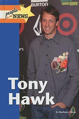 9781420500165: Tony Hawk (People in the News)