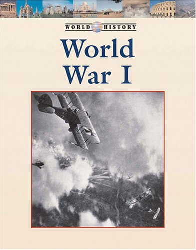 World War I (World History Series): Robert Green