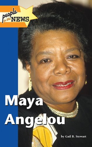 9781420500929: Maya Angelou (People in the News)