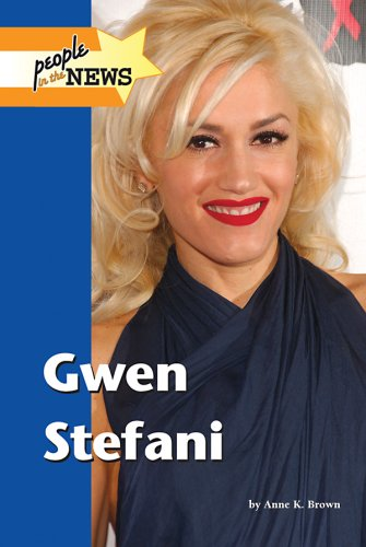 9781420501261: Gwen Stefani (People in the News)