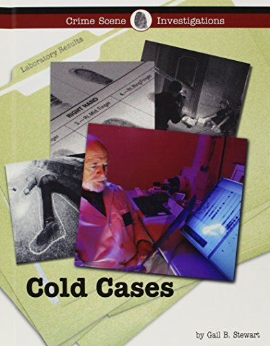 Cold Cases (Crime Scene Investigations): Gail B. Stewart
