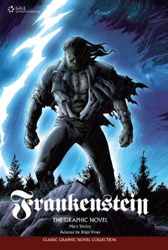 Frankenstein: The Graphic Novel (Classic Graphic Novel: Mary Shelley, Brigit