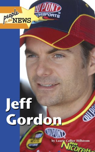 Jeff Gordon (People in the News): Laurie Collier Hillstrom