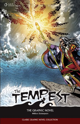 9781420506327: The Tempest: The Graphic Novel (Classic Graphic Novel Collection)