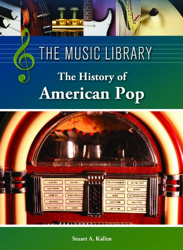 9781420506723: The History of American Pop (The Music Library)