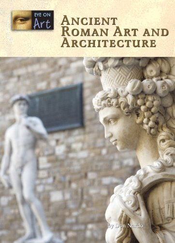 9781420507140: Ancient Roman Art and Architecture (Eye on Art)