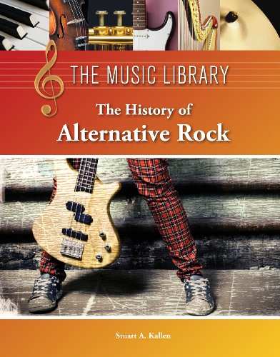 9781420507386: Alternative Rock, The History of (The Music Library)