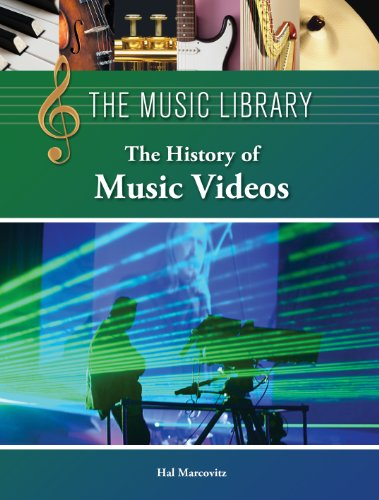 9781420508215: The History of Music Videos (The Music Library)