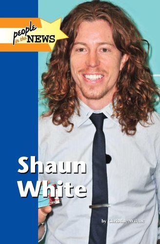 9781420508918: Shaun White (People in the News)