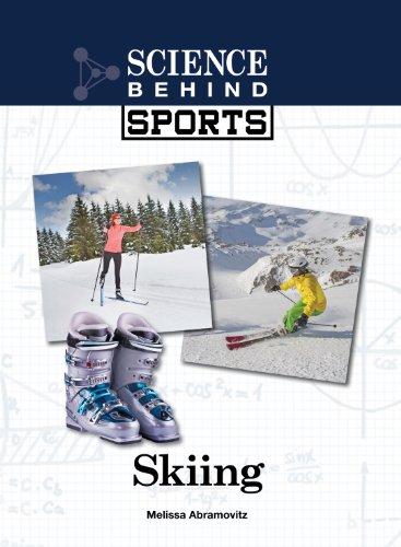 9781420511550: Skiing (Science Behind Sports)