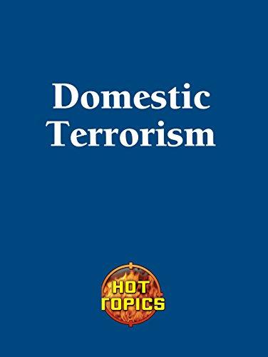 Domestic Terrorism (Hot Topics): Mooney, Carla
