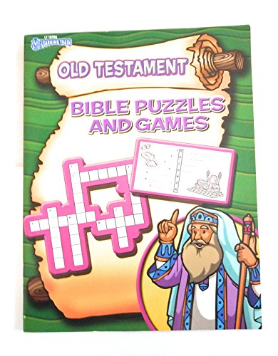9781420609868: Old Testament Bible Puzzles and Games