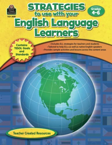 9781420625585: Strategies to use with your English Language Learners Gr 4-6