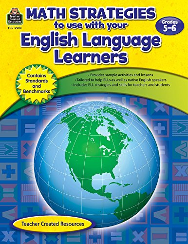 9781420629101: Math Strategies to use with English Language Learners Gr 5-6