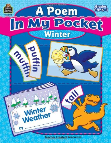 9781420631418: A Poem in My Pocket: Winter