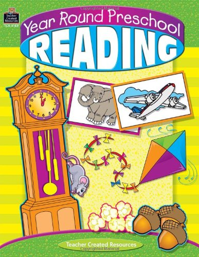 9781420631852: Year Round Preschool Reading