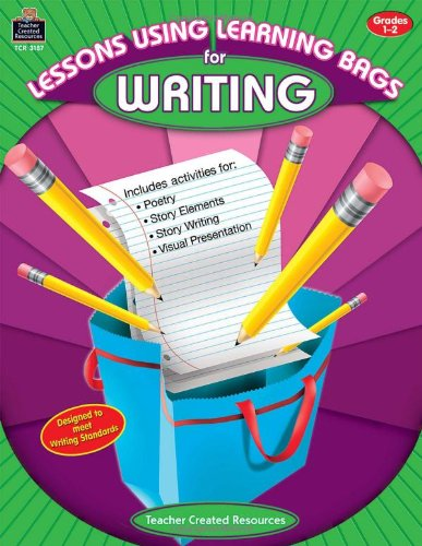 9781420631876: Lessons Using Learning Bags for Writing, Grades 1-2