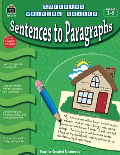 9781420632484: Building Writing Skills: Sentences to Paragraphs