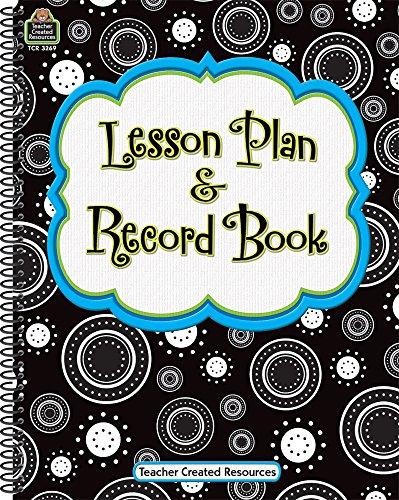 9781420632699: Crazy Circles Lesson Plan & Record Book