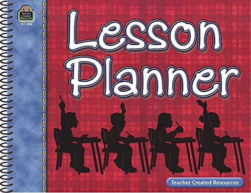 Lesson Plan Book: Teacher Created Resources