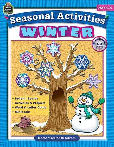 Seasonal Activities: Winter: Strickland, Brenda Shelton