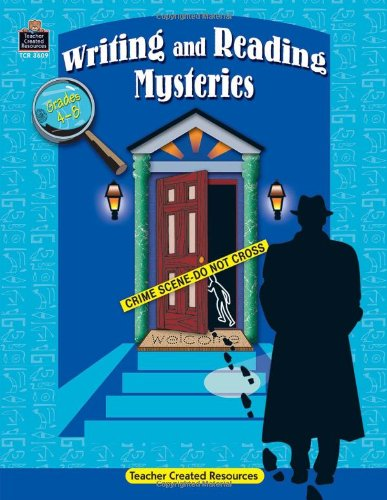 9781420636093: Writing and Reading Mysteries Grades 4-8