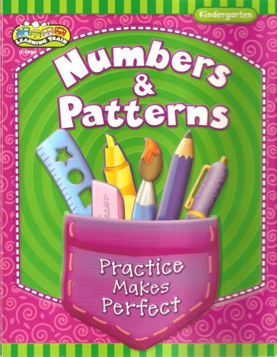 9781420639001: Numbers & Patterns: Practice Makes Perfect