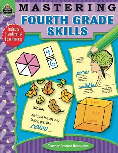 9781420639438: Mastering Fourth Grade Skills (Mastering Skills)