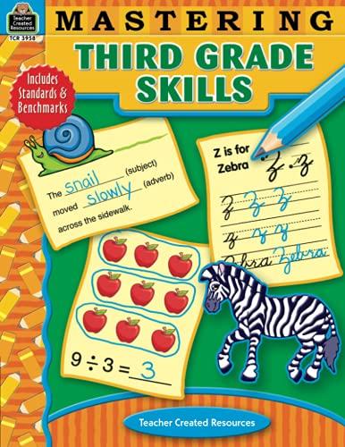 9781420639582: Mastering Third Grade Skills (Mastering Skills)