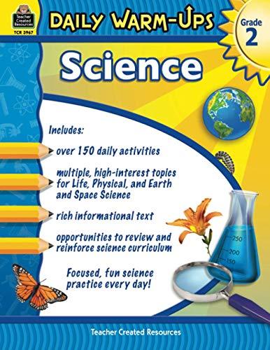 Daily Warm-Ups: Science Grade 2: McRae, Karen