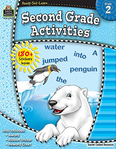 Ready-Set-Learn: Second Grade Activities: Teacher Created Resources Staff