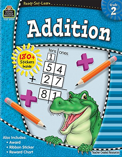 9781420659399: Ready-Set-Learn: Addition Grd 2